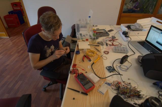 Heavy Hardware hacking